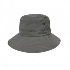 Mountneer 山林 中性透氣抗UV雙面帽-中灰 11H02-09