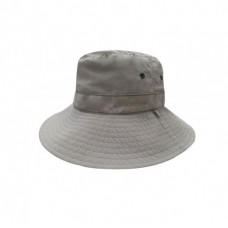 Mountneer 山林 中性透氣抗UV雙面帽-卡其灰 11H02-18