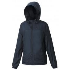 Mountneer 山林 女 輕量防風防潑水外套 黑 12J08-01