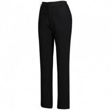 Mountneer 山林 女 輕量三層SOFT SHELL窄管褲-黑 22S10