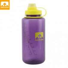 NATHAN  BigShot大容量運動水壺 1000ML 紫 NA4321TNIP