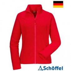 Schoffel 女 Alyeskal 刷毛外套(ZPN)-紅 8SL20-12094-2