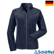 Schoffel 女 Sakai+ 超保暖刷毛外套-深藍 8SL20-12121-8