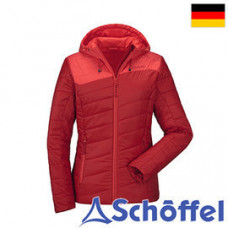 Schoffel 女防風保暖連帽外套 5SL20-11156