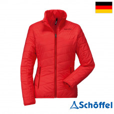 Schoffel 女 Isabella防風保暖雙面外套 熱情紅 5SL20-11157-2