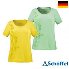 Schoffel 女 排汗透氣抗UV短袖圓領衫 6SL20-11295
