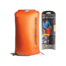 Sea to Summit 睡墊充氣備品-防水袋式 橘 AMASD