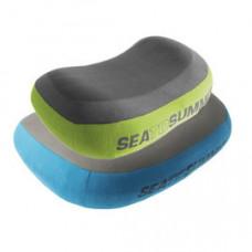 Sea to Summit 50D 充氣枕(方形) 加大版 藍/綠 APILPREMLG