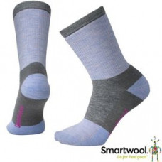 Smart Wool 美國 女 中級減震型徒步中長襪-中性灰 SW001007-052