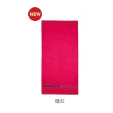 Speedo  毛巾 (70x140cm) Speedo Border 暗紅 SD809057B624