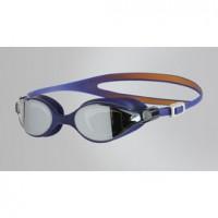 Speedo  V-class 競技鏡面泳鏡 深藍 SD810966B997