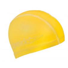 Speedo 兒童合成泳帽 Pace-亮黃 SD8720736526C