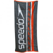 Speedo  毛巾 灰/桔 83ZT-50004