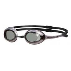 Speedo  成人競技泳鏡 MERIT- 灰/黑 SD8028378910N