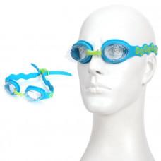 Speedo 幼童泳鏡 Sea Squad 2-6歲適用 藍/綠 SD8083826981N