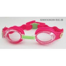 Speedo 幼童泳鏡 Sea Squad 2-6歲適用 粉紅/綠 SD8083828028N