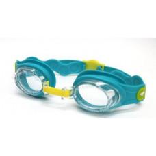 Speedo 幼童泳鏡 Sea Squad 2-6歲適用 峇里藍 SD808382B562