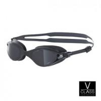 Speedo V-class 競技泳鏡-黑 SD8109657649