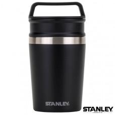Stanley 冒險系列真空保溫馬克杯 0.24L-黑 1002887-002