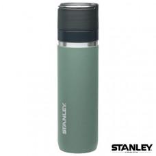 Stanley GO陶瓷烤漆真空保溫瓶 0.7L-軍灰 1003108-005