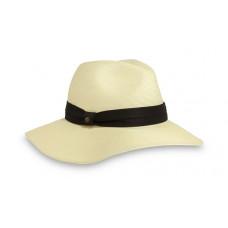 Sunday Afternoons Vista 女抗UV防曬波西米亞透氣編織帽-象牙白 S2C27497C-102
