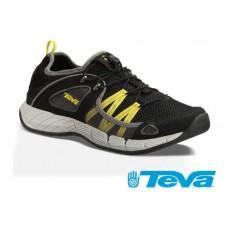 Teva Churn 男多功能水陸鞋-黑/黃 TV4153BYLL