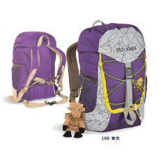 Tatonka Jobon 兒童背包 11L-咖啡/紫 買一送一 TA1823