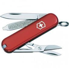 Victorinox  七功能瑞士小刀-紅 0.6223