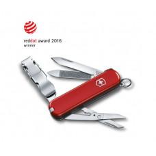 Victorinox NailClip 指甲剪瑞士刀-紅 0.6463