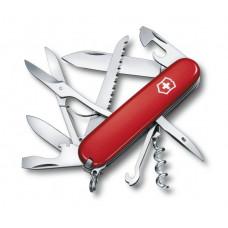 Victorinox Huntsman 15用瑞士刀-紅 1.3713