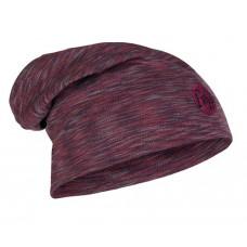 Buff 西班牙 100%美麗諾羊毛精靈帽(耐寒)-頁岩紅 BF118187-923