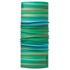 Buff 西班牙 Coolmax 95%防曬抗UV頭巾 釣魚+驅蟲系列 綠洋節奏  BF108710