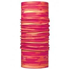 Buff 西班牙 Coolmax 95%防曬抗UV頭巾 粉紅搖曳 BF113609-538