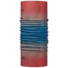 Buff 西班牙 Coolmax 95%防曬抗UV頭巾 藍黃果醬 BF113620-555