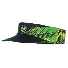 Buff 西班牙 Coolmax抗UV頂空帽 螢黃BUFF BF115093-117