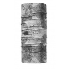 Buff 西班牙 Coolmax 95%防曬抗UV頭巾 密網銀灰 BF117025-334