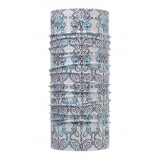 Buff 西班牙 Coolmax 95%防曬抗UV頭巾 禪風藍雲 BF117028-003