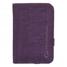 Lifeventure RP卡片包 RFiD 防掃描-紫 68716