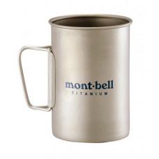 mont.bell 鈦杯600ml 1124516