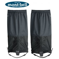 mont.bell G.T LightSpatsLong 綁腿-灰 1129429-SHAD